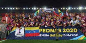 LIGA FEMENINA COLOMBIANA 2021 ¡UNA IMPROVISACIÓN O FALTA DE COMPROMISO!